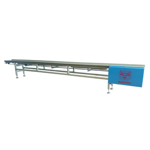 四溝平行輸送機(加長) Lengthened Four-groove parallel conveyor