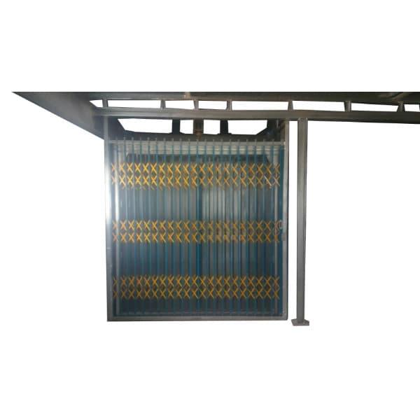 鋼索式2.8T吊車貨梯 Steel Cable 2.8T Crane Freight Elevator