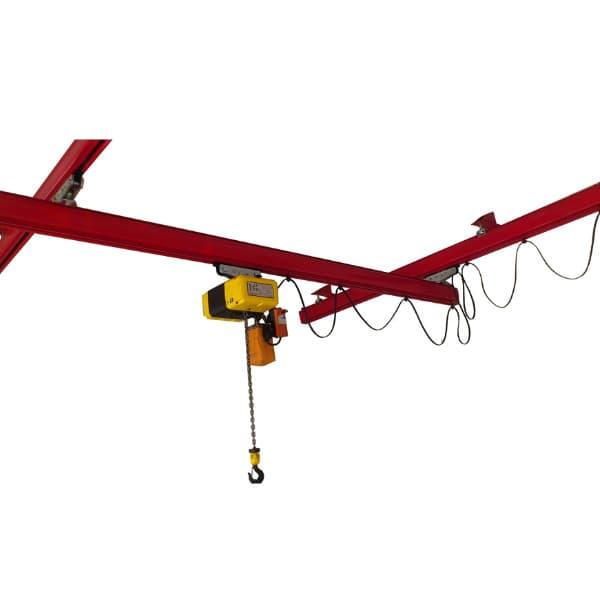 KBK 手拉式1Ton輕型天車 Hand Pull 1 Ton Light Crane